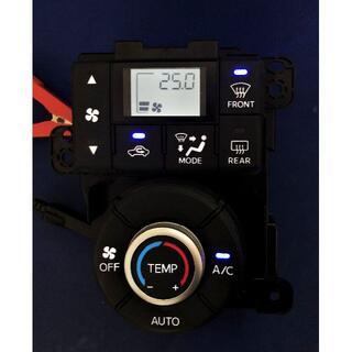 ダイハツ(ダイハツ)のウェイク LA700S LA710S 前期  LED打ち換え済み エアコンパネル(車内アクセサリ)