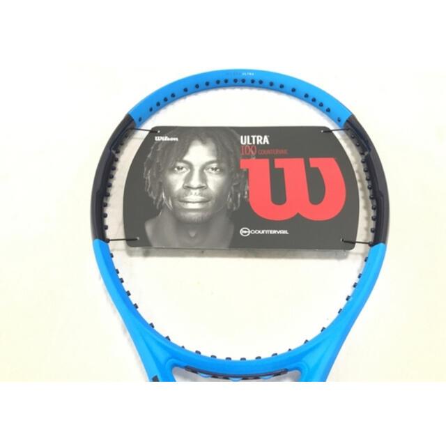 wilson(ウィルソン)のWilson ULTRA 100 ウィルソン ウルトラ テニスラケット 未使用 スポーツ/アウトドアのテニス(ラケット)の商品写真