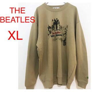 新品 THE BEATLES スウェット イエローサブマリン ビートルズ XL(ミュージシャン)