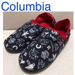 コロンビア(Columbia)の新品 Columbia モックシューズ コロンビア ルームシューズ スリッポン(登山用品)