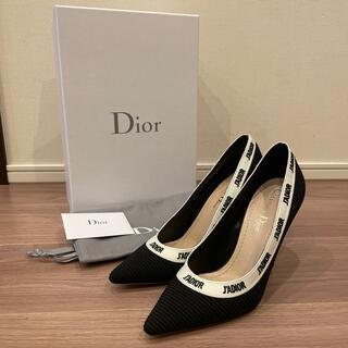 クリスチャンディオール(Christian Dior)のChristian Dior★大人気未使用パンプス36.5(ハイヒール/パンプス)