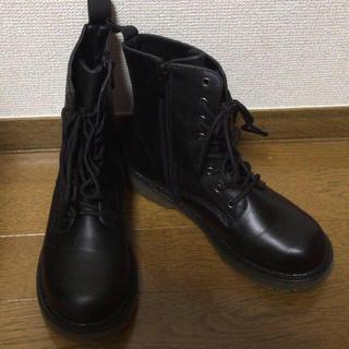 ドクターマーチン風ブーツ(ブーツ)