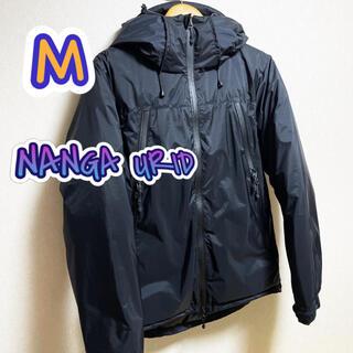 NANGA - NANGA×URiD オーロラダウンジャケット Mサイズ 匿名配送 緊急値下げ