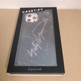 ヨウジヤマモト(Yohji Yamamoto)のCASETiFY×Yohji Yamamoto iPhone12 Pro Max(iPhoneケース)