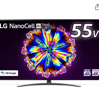 LG Electronics - LG 55インチ 55NANO91JNA