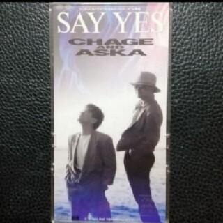 【送料無料】8cm CD♪CHAGE & ASKA♪SAY YES♪(ポップス/ロック(邦楽))