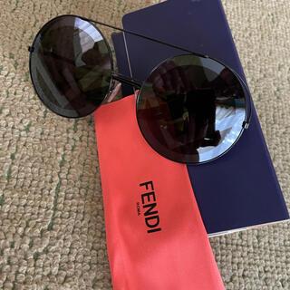 フェンディ(FENDI)のFENDI サングラス Nissy 着用(サングラス/メガネ)