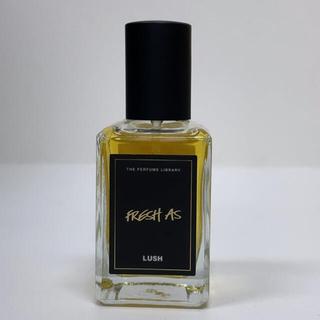 ラッシュ(LUSH)のLUSH 香水 fresh as フレッシュアズ(ユニセックス)