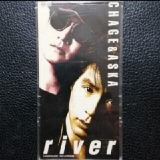 【送料無料】8cm CD♪CHAGE & ASKA♪river♪(ポップス/ロック(邦楽))