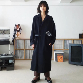 SUNSEA - SUNSEA AFTER THE PARTY COAT 19ss