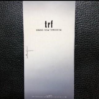 【送料無料】8cm CD ♪ trf ♪BRAND NEW TOMORROW♪(ポップス/ロック(邦楽))