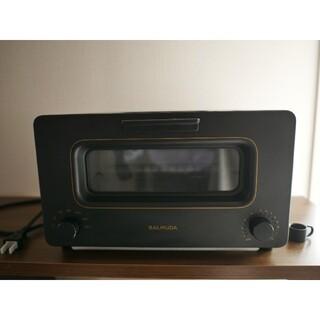 バルミューダ(BALMUDA)のバルミューダ トースター 黒 BALMUDA ブラック(調理機器)