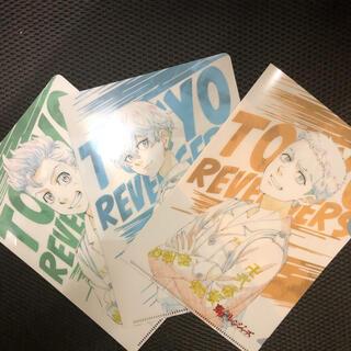 セブン限定☆東京リベンジャーズ☆クリアファイル(クリアファイル)