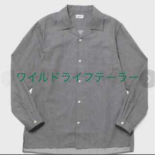 アダムエロぺ(Adam et Rope')の【Wild Life Tailor】ライトツイルオープンカラーシャツ(シャツ)