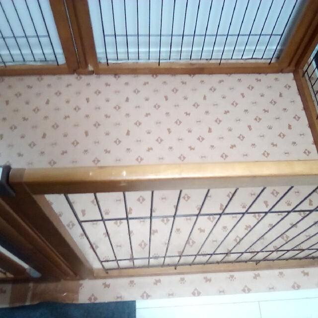 Richell(リッチェル)のRichell木製3wayサークル6面70H その他のペット用品(かご/ケージ)の商品写真