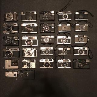 PENTAX - まとめ売り! フィルムカメラ ジャンク品 OLYMPUS Canonなど25台!