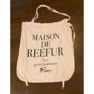 Maison de Reefur - メゾンドリーファー ショップ袋 ショッパー