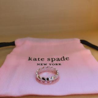 ケイトスペードニューヨーク(kate spade new york)の9/11限定セール 新品、未使用 kate spade リング サイズ6(リング(指輪))