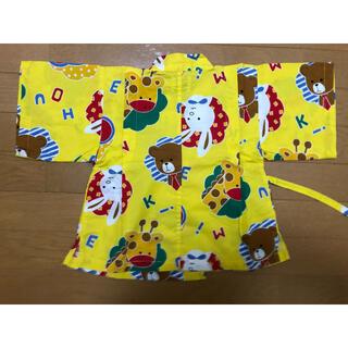 ミキハウス(mikihouse)のミキハウス レトロ甚平 (甚平/浴衣)