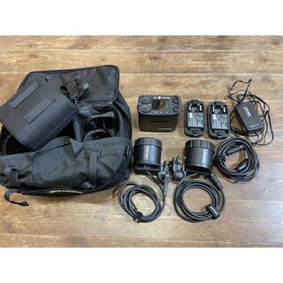 キヤノン(Canon)のProfoto B2 2灯+3m延長コード1本+予備バッテリー(ストロボ/照明)