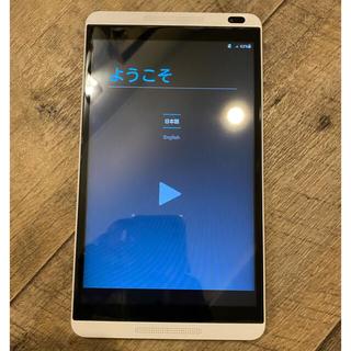NTTdocomo - ドコモ dtab ce0979  タブレット本体&ケース、充電コード付き