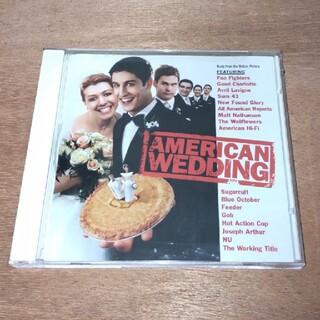CD American wedding サウンドトラック(映画音楽)