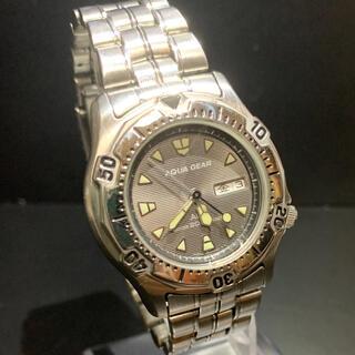 アルバ(ALBA)の【ALBA】アルバ 腕時計 191-6   メンズ 稼働品 腕周り19cm(腕時計(アナログ))