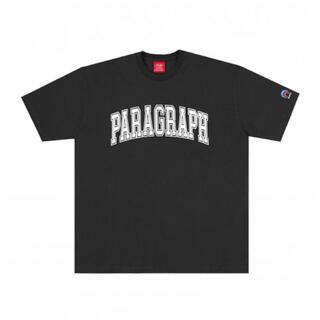 PARAGRAPH S/S ARCH LOGO TEE コムドットゆうた(Tシャツ/カットソー(半袖/袖なし))