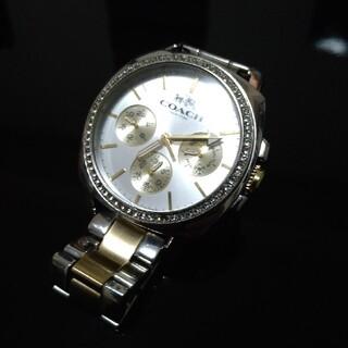 コーチ(COACH)のCOACH  時計 中古品(腕時計(アナログ))
