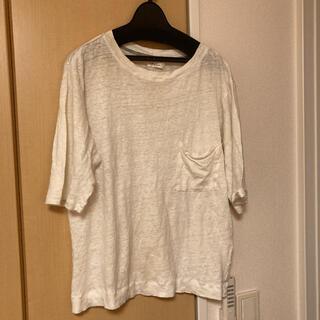 スコットクラブ(SCOT CLUB)のスコットクラブにて購入❤️麻のシャツ❤️コメントからお願いします(Tシャツ(半袖/袖なし))