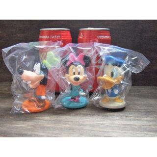 ディズニー(Disney)のDISNEY ケロッグプレミアム☆ミニボビングヘッド 3体セット(その他)