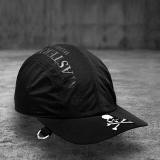 mastermind JAPAN - MASTERMIND WORLD RUNNER CAP BLACK