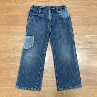 ティンカーベル(TINKERBELL)の美品 ティンカーベルFoto デニム  長ズボン 100cm(パンツ/スパッツ)