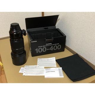 富士フイルム - フジノンレンズ XF100-400mmF4.5-5.6 R LM OIS
