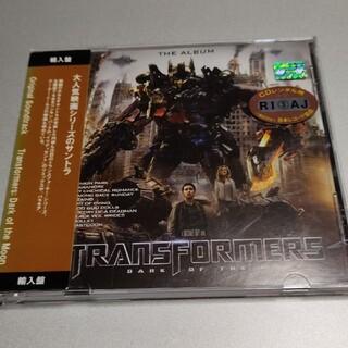 レンタル落ち特価! トランスフォーマー ダークサイド サウンドトラック 輸入盤(映画音楽)