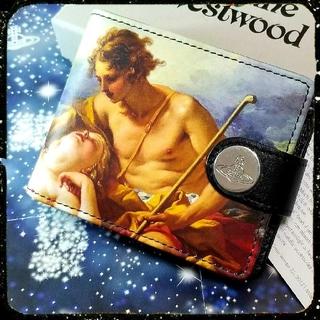 ヴィヴィアンウエストウッド(Vivienne Westwood)の新品・SHEPHERDESS・二つ折り財布(財布)