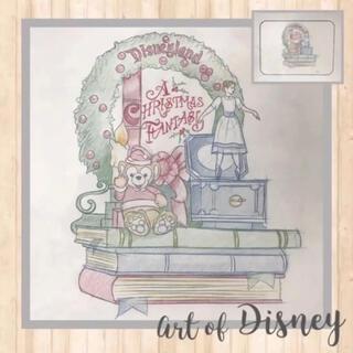 ダッフィー(ダッフィー)のダッフィー クリスマス Art Of Disney 世界に一枚 ラフスケッチ(その他)