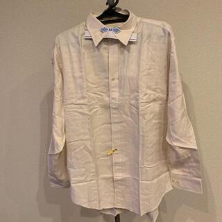 ランバン(LANVIN)のLANVIN ランバン ワイシャツ ベージュ(シャツ)