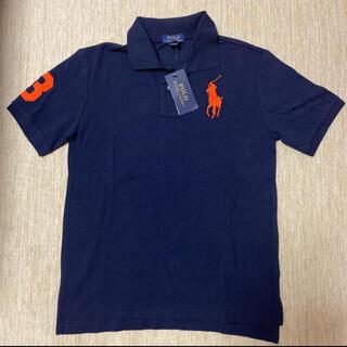 ポロラルフローレン(POLO RALPH LAUREN)の新品未使用!タグ付き ラルフローレン ポロシャツ(Tシャツ/カットソー(半袖/袖なし))