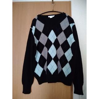 コストコ(コストコ)のメンズ ENZO wool&カシミア セーター♪(ニット/セーター)