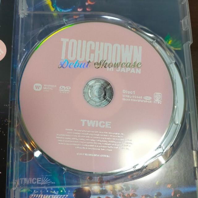 """Waste(twice)(ウェストトゥワイス)のTWICE DEBUT SHOWCASE""""Touchdown in JAPAN"""" エンタメ/ホビーのDVD/ブルーレイ(ミュージック)の商品写真"""