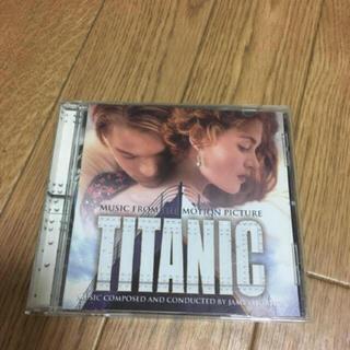 タイタニック☆サウンドトラックCD(映画音楽)