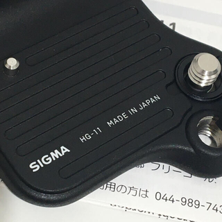 シグマ(SIGMA)のSIGMA シグマ fp 純正ハンドグリップ HG-11 美品(ミラーレス一眼)