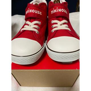 ミキハウス(mikihouse)のミキハウス mikihouse 靴 19cm(スニーカー)
