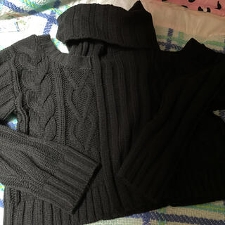 グレイル(GRL)のセーター(ニット/セーター)