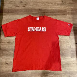 スタンダードカリフォルニア(STANDARD CALIFORNIA)の★美品★Champion × Standard California(Tシャツ/カットソー(半袖/袖なし))
