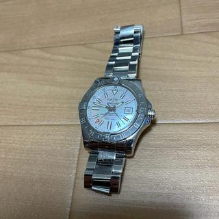 ブライトリング(BREITLING)のBREITLING アベンジャーⅡ GMT マザーオブパール(腕時計(アナログ))