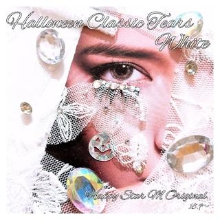 アイオペ(IOPE)の❤感謝品★Halloween Classic Tears White1★part(つけまつげ)