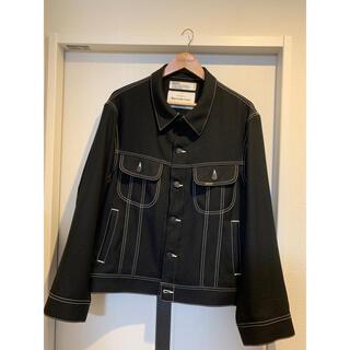 ジエダ(Jieda)のdairiku(ダイリク)Regular Polyester Jacket(ブルゾン)