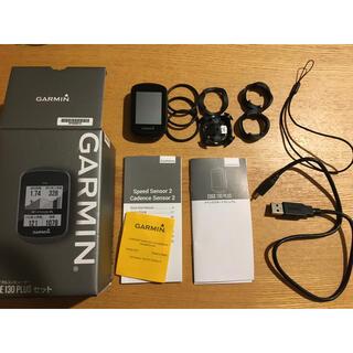 ガーミン(GARMIN)のGARMIN Edge 130plus ※センサー無し(パーツ)